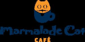 Marmalade Cat Cafe Logo
